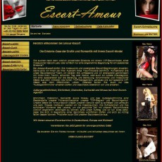 Amour-Escort Begleit-und Escort-Business